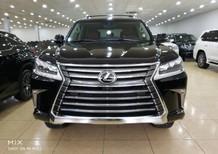 Cần bán Lexus LX 570 USA 2018, màu đen, giao xe ngay