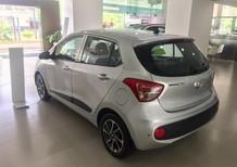 Hyundai Grand I10 màu trắng, giao ngay, Hỗ trợ vay đến 90%