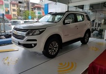 Cần bán xe Chevrolet Trailblazer 2.5AT 2 cầu 2018, màu trắng, ưu đãi SỐC 80 triệu, nhập khẩu chính hãng. LH 0962951192