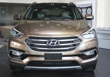 Siêu Hot! Hyundai Santa Fe bản đặt biệt, màu vàng cát, giao ngay