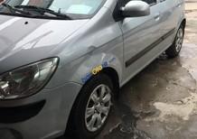 Bán Hyundai Getz 1.4 AT đời 2008, màu bạc, nhập khẩu