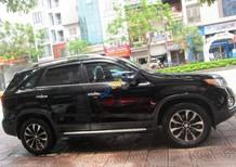 Cần bán gấp Kia Sorento GAT 2.4L 2WD đời 2014, màu đen xe gia đình