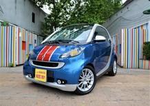 Bán ô tô Smart Forfour 1.0 AT sản xuất năm 2009, màu xanh lam, xe nhập, giá chỉ 380 triệu