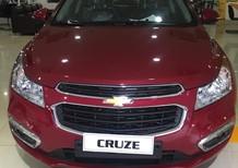 Bán Chevrolet Cruze 2017 tính năng mới, hỗ trợ hồ sơ khó lên đến 90% – 100% gọi Thu 096.1918.567