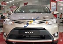 Bán Toyota Vios năm 2018, màu bạc, số tự động, giá cạnh tranh