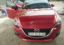 Cần bán Mazda 6 bản đủ sx 2016, xe mới đi 1.900km như xe mới màu đỏ, một đời chủ, bao test hãng