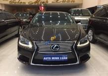 Bán ô tô Lexus IS LS600h sản xuất năm 2014, màu nâu, nhập khẩu nguyên chiếc số tự động