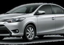 Bán xe Toyota Vios đời 2018, màu bạc, giá tốt