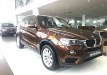 Bán ô tô BMW X3 năm 2017, nhập khẩu nguyên chiếc, chính hãng. Chính sách bán hàng cực kì tốt