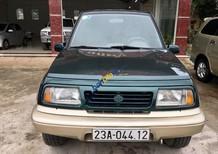 Cần bán lại xe Suzuki Vitara JLX sản xuất năm 2005 chính chủ