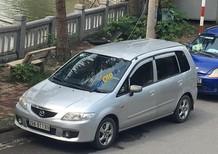 Cần bán Mazda Premacy 1.8 AT đời 2004, màu bạc, 200tr