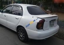 Bán Daewoo Lanos đời 2002, màu trắng còn mới, giá chỉ 80 triệu