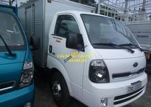 Bán xe tải Kia K250 tải 2,4 tấn, thùng lửng, mui bạt, kín, sẵn xe giao ngay, thủ tục nhanh gọn