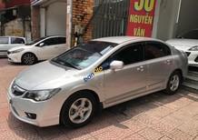 Bán xe Honda Civic 1.8 sản xuất 2010, màu bạc số tự động, giá chỉ 439 triệu
