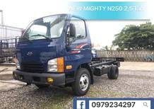 Hyundai New Mighty N250 tải trọng 2,5 tấn giá tốt nhất
