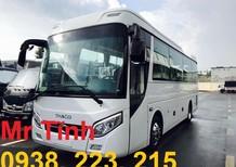 Thông tin bán Thaco TB85S E4 2018 29-34 chỗ bầu hơi mới 2018 (Meadow) giá tốt nhất thị trường, giao xe ngay