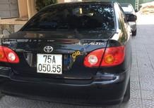 Bán Toyota Corolla altis đời 2004, màu đen