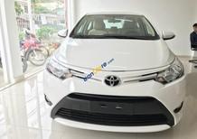 Cần bán Toyota Vios E đời 2018, màu trắng