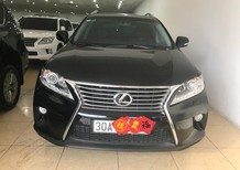 Bán Lexus RX350 sản xuất và đăng ký 2014, màu đen, xe cực mới, biển Hà Nội