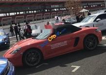 Bán Porsche Boxster sản xuất năm 2017, xe chạy 5000km