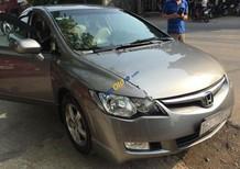 Cần bán Honda Civic 2007, màu xám