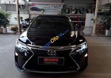 Cần bán xe Toyota Camry 2.5G sản xuất năm 2015, màu đen, giá tốt