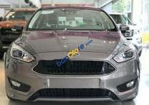 Bán xe Ford Focus Sport Ecoboost đời 2018, màu xám