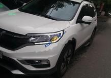 Cần bán xe Honda CR V 2.4TG đời 2018, màu trắng, nhập khẩu nguyên chiếc chính chủ