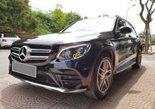 Gia đình Bán Mercedes GLC300 màu đen 2016, tự động, full từ chân lên đầu
