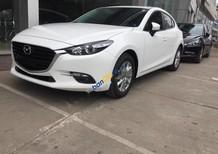 Bán ô tô Mazda 3 năm sản xuất 2018, màu trắng, 659tr