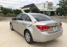 Cần bán Chevrolet Cruze LS 1.6 MT đời 2010, màu bạc