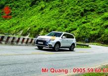 Bán xe Outlander 2 cầu, số tự động, xe mới 2018 tại Đà Nẵng, giá tốt nhất, hỗ trợ vay nhanh đến 80%