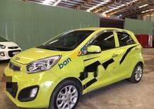 Cần bán xe Kia Picanto đời 2013, màu vàng