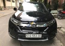 Bán Honda CR V 1.5 sản xuất 2018, màu đen, nhập khẩu, chính chủ