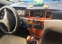 Bán Toyota Corolla năm sản xuất 2003, màu đen, giá tốt