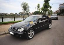Bán Mercedes C240 Avantgarde sản xuất năm 2005, màu đen số tự động