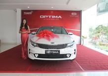 (Kia Bà Rịa Vũng Tàu) cần bán xe Kia Optima 2.0 AT 2018, màu trắng, giá tốt, hỗ trợ đầy đủ ngân hàng, bảo hiểm