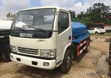 Cần bán xe phun nước thông cống Dongfeng, hàng nhập có sẵn