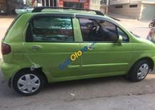 Bán Daewoo Matiz SE sản xuất năm 2007, màu xanh lục. Xe nguyên bản 100%
