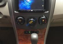 Bán xe Toyota Corolla Altis 2009, màu nâu