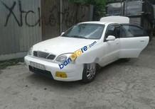 Bán Daewoo Lanos năm sản xuất 2003, màu trắng, 99 triệu