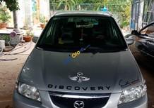 Cần bán gấp Mazda Premacy đời 2004, màu bạc số tự động