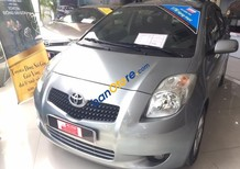 Bán xe Toyota Yaris 1.3, màu xám 2008