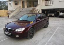 Cần bán xe Mazda 323 năm 2003, màu đỏ, 190 triệu
