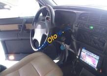 Bán xe Isuzu Trooper sản xuất năm 2001, màu xám, đăng kiểm dài