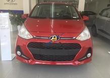 Cần bán Hyundai Grand i10 1.2 AT năm sản xuất 2018, màu đỏ