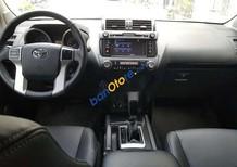 Bán Toyota Prado năm sản xuất 2016, màu đen, nhập khẩu nguyên chiếc
