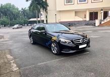 Bán xe Mercedes E250 đời 2014, màu đen biển Hà Nội