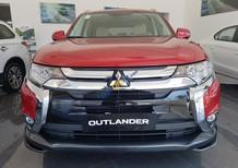 Cần bán xe Mitsubishi Outlander Sport CVT sản xuất 2018, màu đỏ giá sốc