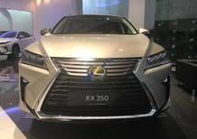 Cần bán xe Lexus RX350 đời 2018, màu vàng cát chính hãng